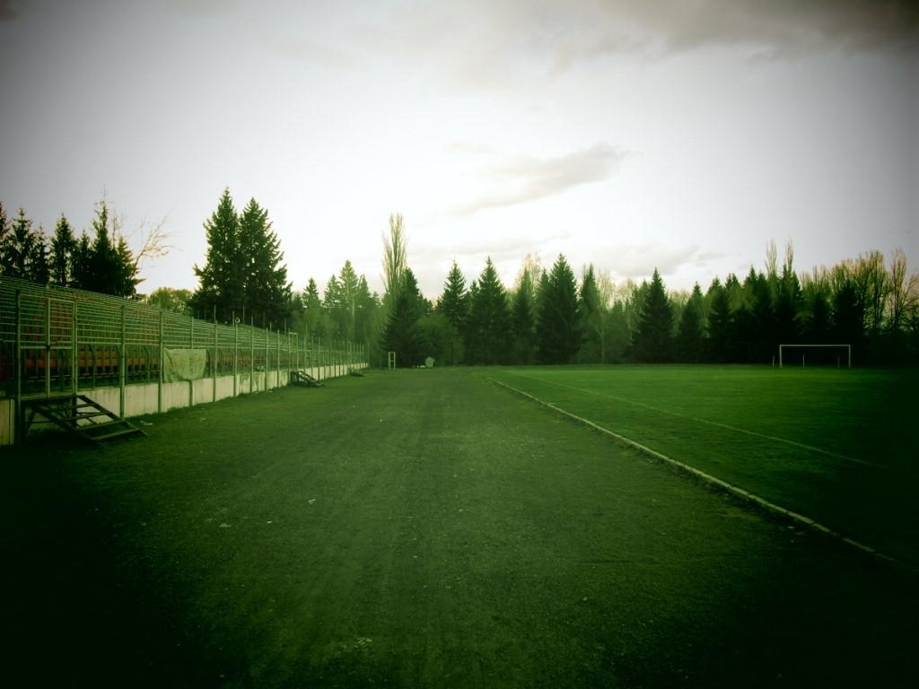 St. Petar-Stadion Bansko, Bulgarien, 13.4.2014
