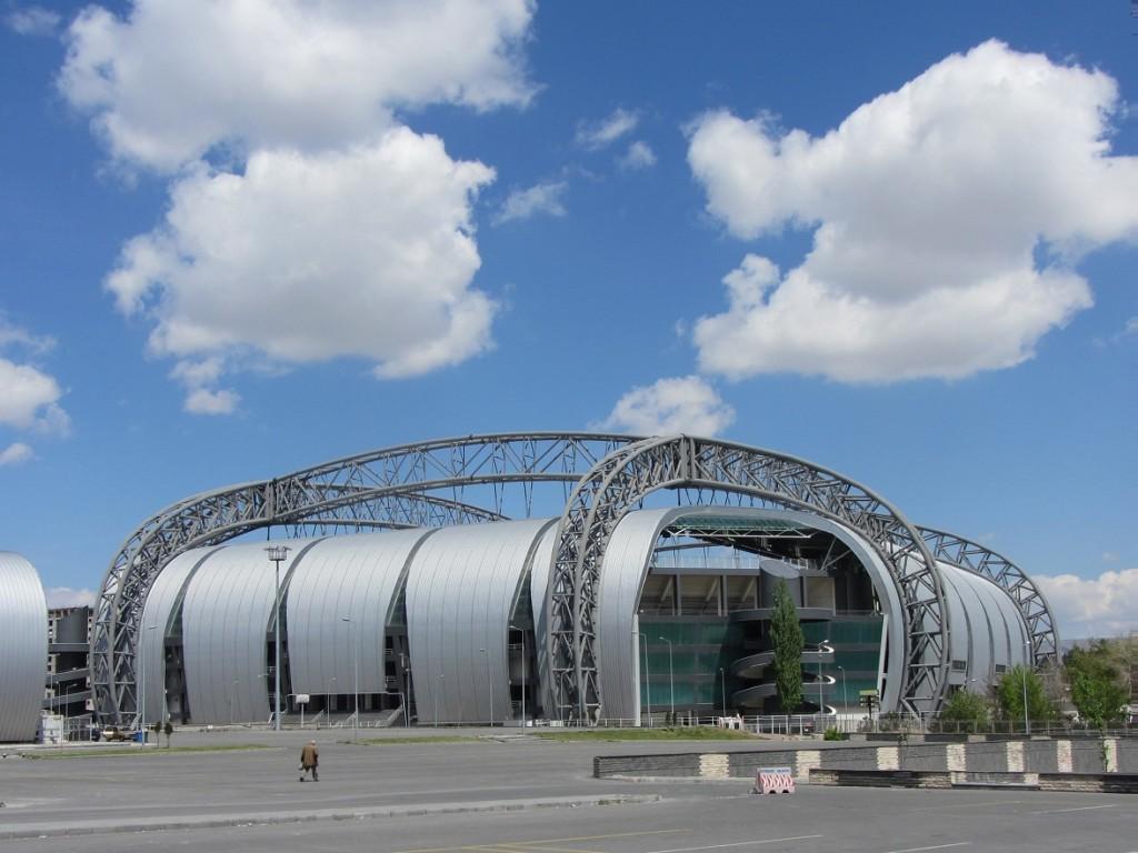 Kayseri Kadir Has Stadyumu - Kayseri, Türkei, 22.4.2014