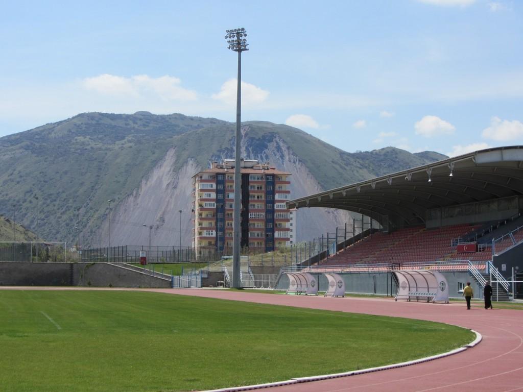 Kayseri Şeker Spor Klübü Stadyumu - Kayseri, Türkei, 22.4.2014