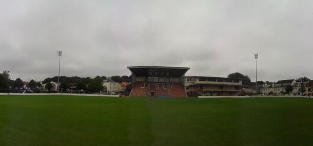 St. Helier, Springfield Stadium, 19. Juli 2014