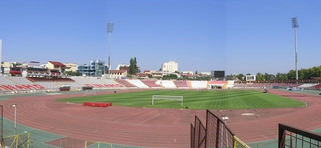 Stadionul Dinamo Bukarest, 15. September 2011