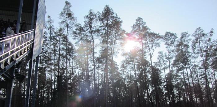 Dann wird die Sonne wieder scheinen fuer Ante