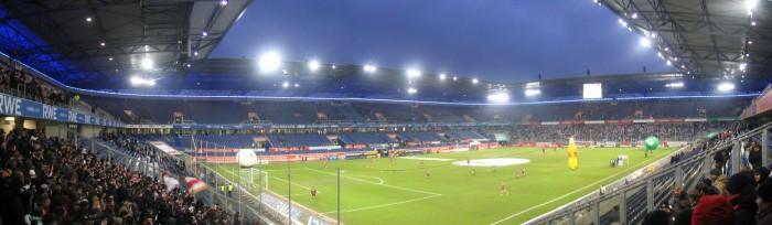 MSV-Arena Duisburg, 29. Januar 2010