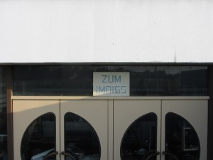 Zum Imbiss
