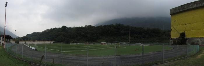 Stadio Comunale die Tirano, 9. Oktober 2013