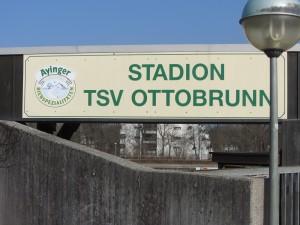 Stadionschild