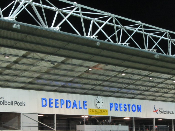 Deepdale Preston